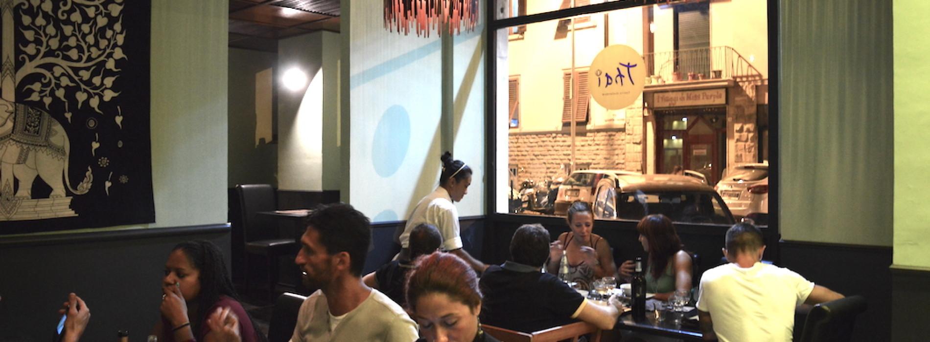 Thai Firenze ristorante etnico a Statuto  Puntarella Rossa