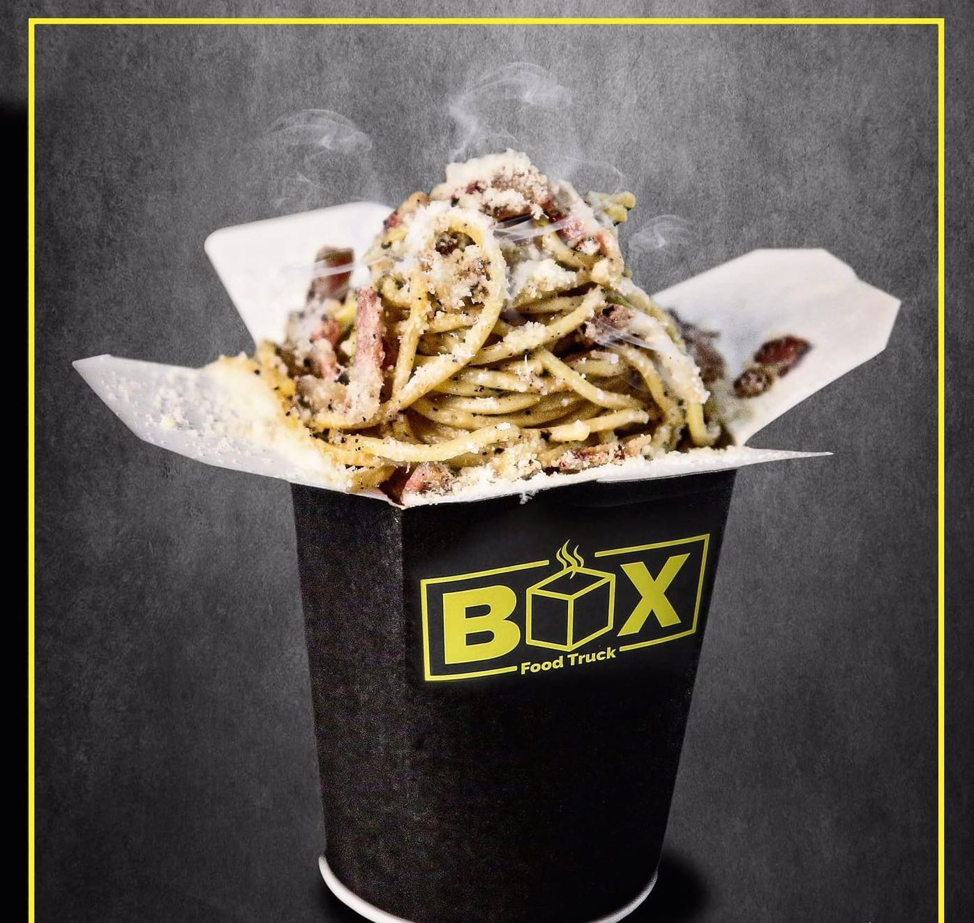 Box Roma food truck Prati  Churrasco e pasta alla gricia street food