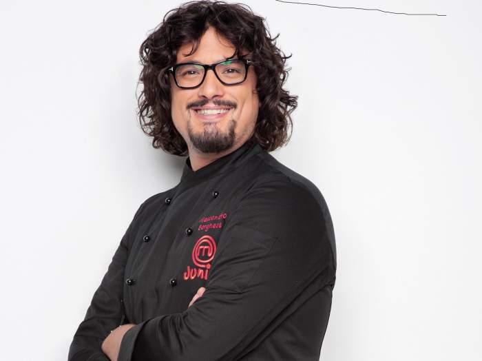 Alessandro borghese chef