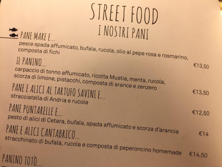 Pianostrada a Roma in via delle Zoccolette i ristoranti nuovi del 2017 secondo Er Murena  Puntarella Rossa
