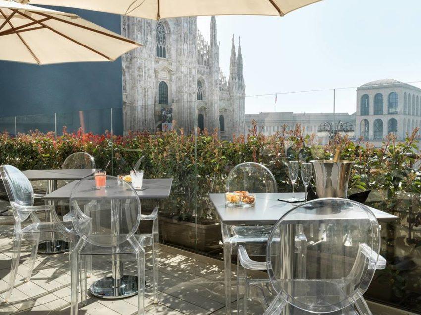 Aperitivi in terrazza a Milano i migliori dieci con vista