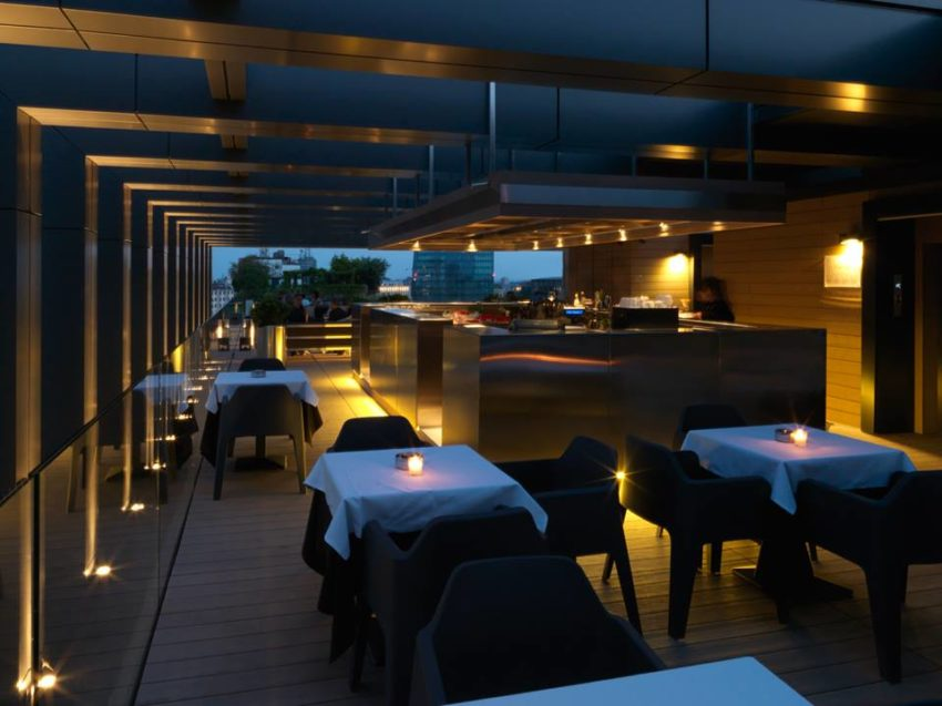 Aperitivi in terrazza a Milano i migliori con vista panoramica  Puntarella Rossa