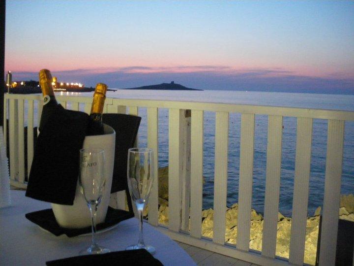 Ristoranti sul mare Palermo  I migliori ristoranti Palermo vista mare  Puntarella Rossa