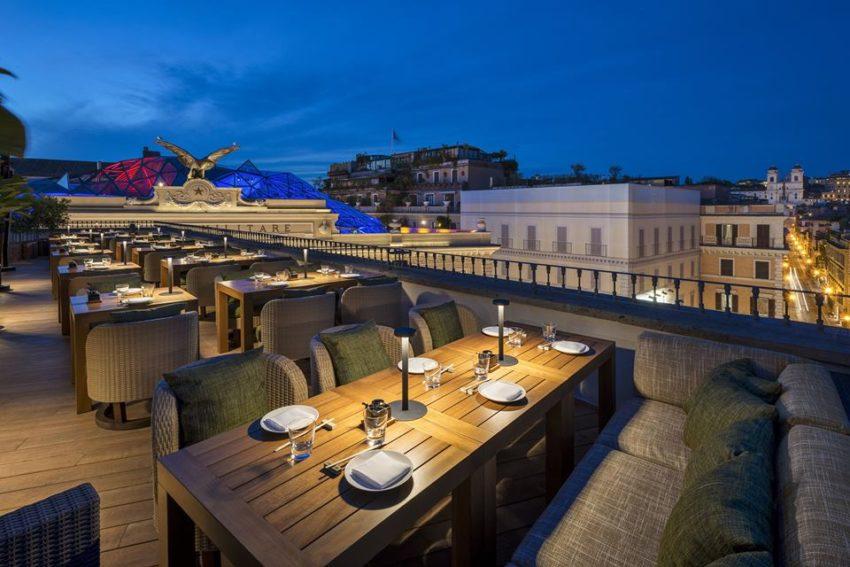Mangiare allaperto a Roma in centro i migliori