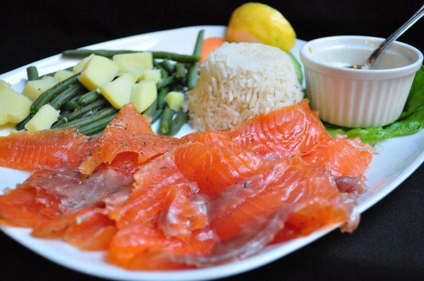 Puntarella Rosa Dad s Deli salmone