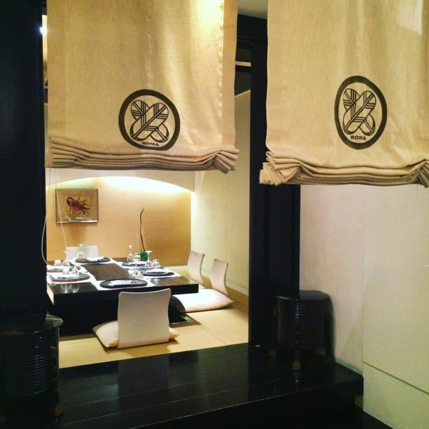 I migliori ristoranti giapponesi di Roma dieci indirizzi  Puntarella Rossa