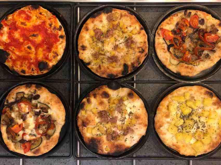 Amerina la pizzetta Roma
