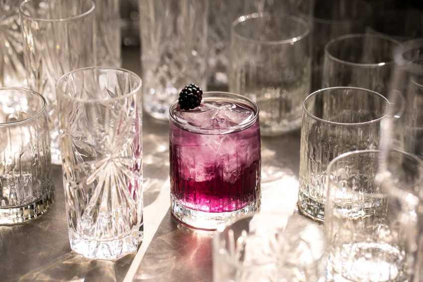 Metropolita Roma cocktail