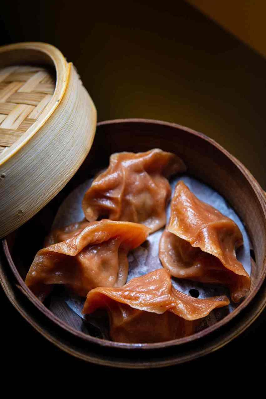 Bao Bao Dumpling Roma_Raviolo di Manzo