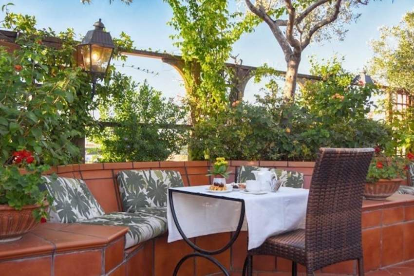 L'Uliveto Roof Garden Roma