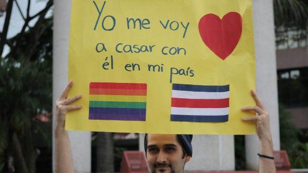 Photo of Matrimonio igualitario será legal este 2020 en Costa Rica