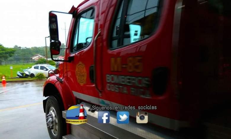 Photo of Fuego consume vivienda en Puntarenas