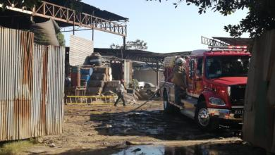 Photo of Doble incendio pone a correr a bomberos en Puntarenas