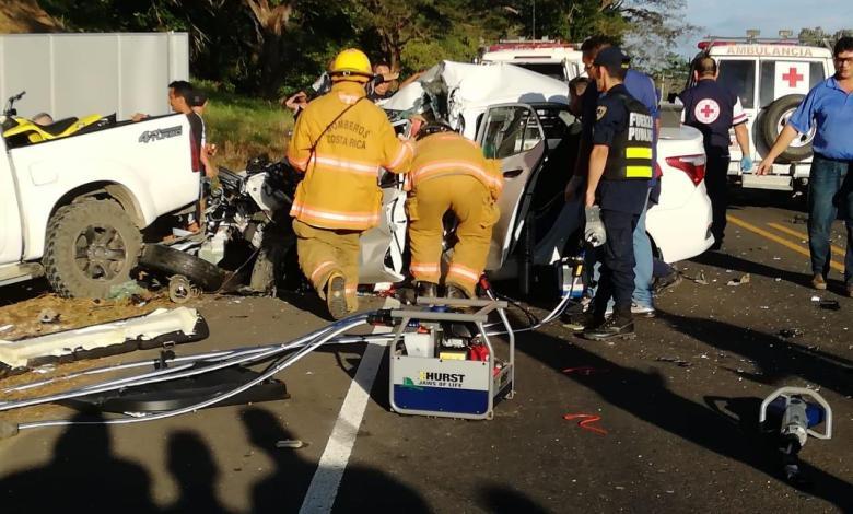 Photo of Muere extranjero en accidente de tránsito