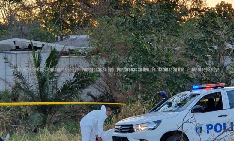 Photo of OIJ todavía no identifica cuerpo encontrado en El Roble de Puntarenas