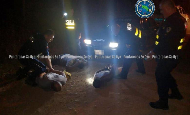 Photo of Roba cables fueron detenidos en Cóbano de Puntarenas