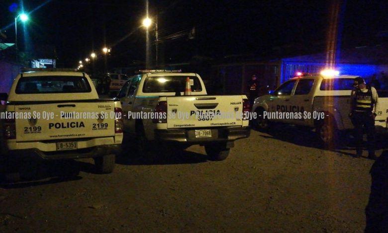 Photo of Matan hombre de varios disparos en Barranca de Puntarenas