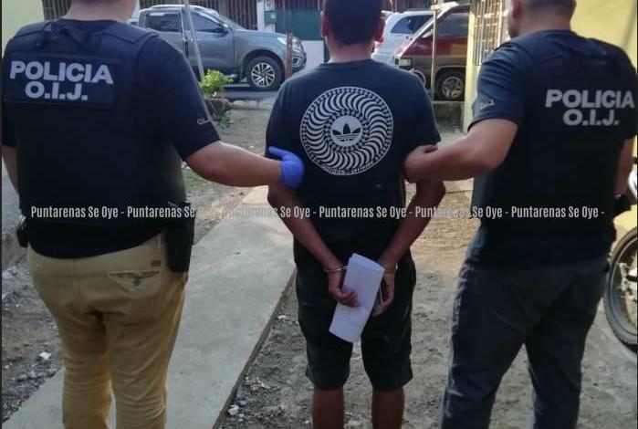 Photo of Detienen sujeto sospechoso de asalto en Quepos de Puntarenas