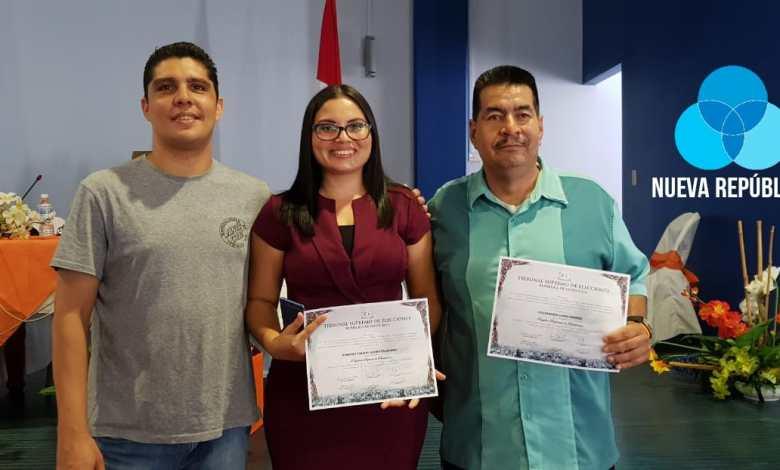 Photo of Nueva República luchará para que peleas políticas se terminen en la Municipalidad de Puntarenas