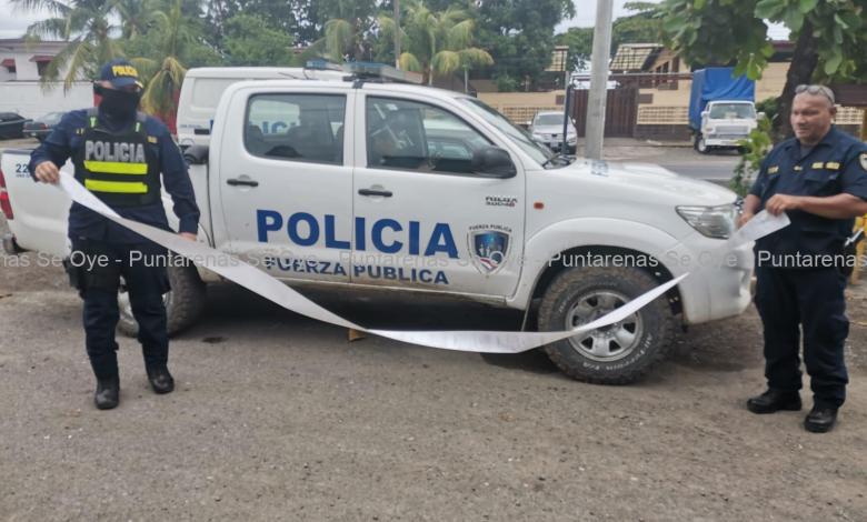 Photo of 2 hombres en moto asaltan en Bella Vista, los detienen y Transito los multa