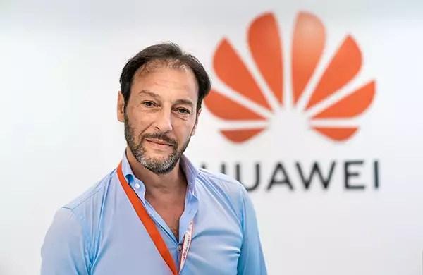 Pier Giorgio Furcas, Deputy General Manager Huawei CBG Italia