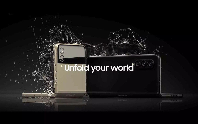 Samsung Galaxy Z Fold 3 e Z Flip 3 leak