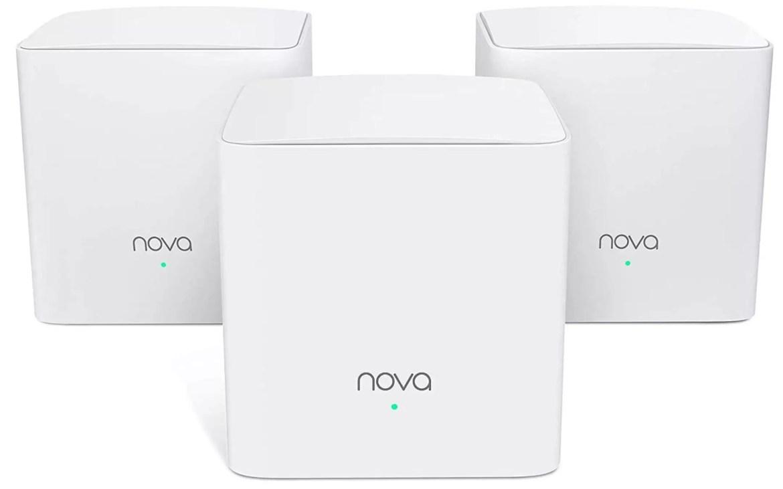 Kit Wi-Fi Mesh Tenda Nova MW5c - 2