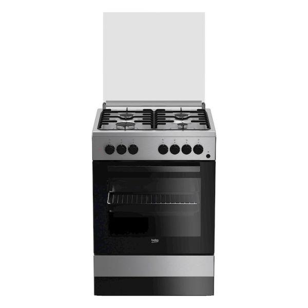 Cucina 60x60 Inox Beko mod. FSS61DXMM