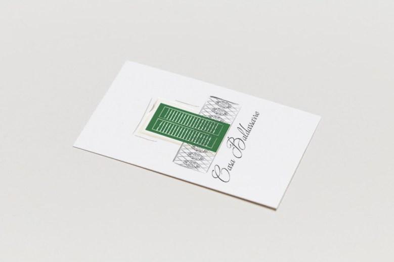 Progettazione logo e biglietto da visita