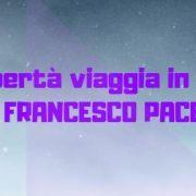 titolo dell'articolo la libertà viaggia in treno Francesco Pace, scritto in viola su sfondo azzurrino