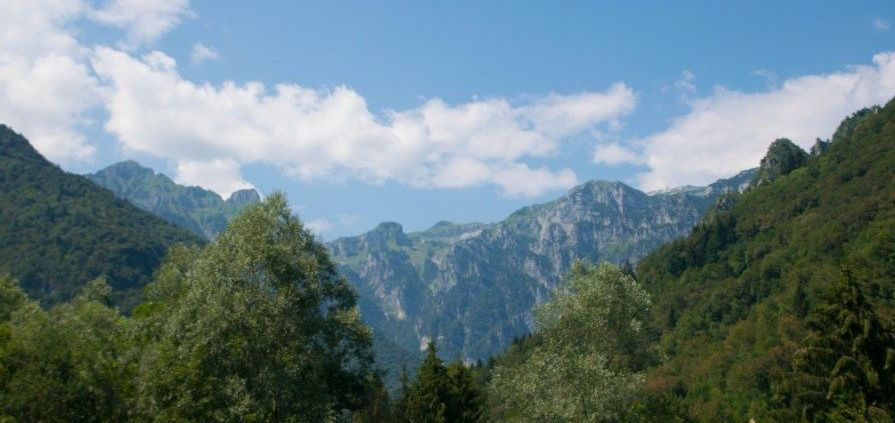 veduta dalla valle san martino