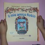 Il mio amico Robin, un bellissimo libro bilingue sull'amicizia