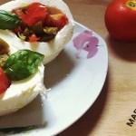 Sapore d'estate: cinque piatti freddi, facili e veloci, con mozzarella e pomodori