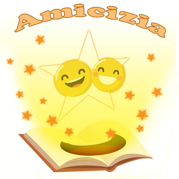 libro parlante amicizia puntoflora