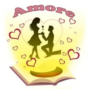 libro parlante amore puntoflora