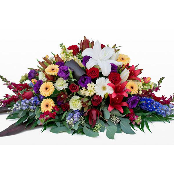 consegna a domicilio composizione funebre online