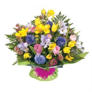 consegna a domicilio bouquet misto online