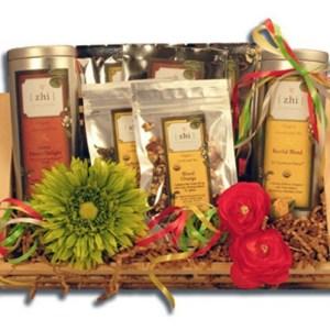 Consegna a domicilio Set regalo con tisane miste online