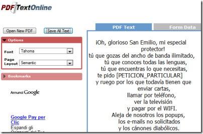 pdftextonline