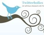 Twitterholics, todo para los obsesionados con Twitter