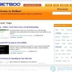 GetBoo, otro script para crear un sitio de marcadores sociales