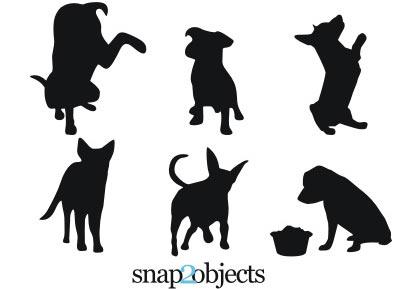 Vectores de perros