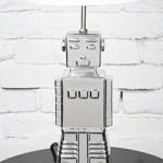 Decoración robótica