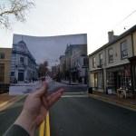 Una ventana al pasado a través de fotos