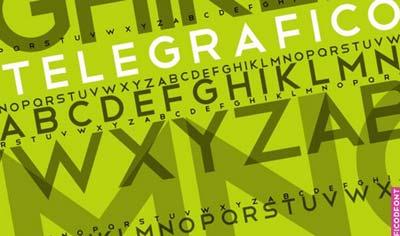 75 tipografías gratuitas