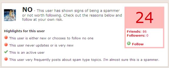 spammer no