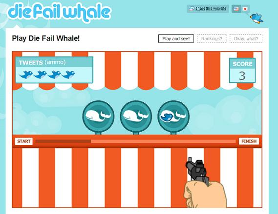 Die Fail Whale