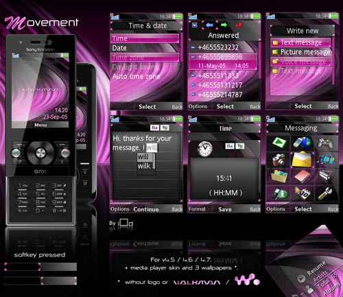 Movement_Pink