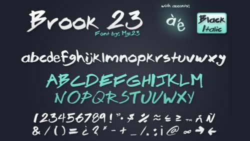 handwritingfonts