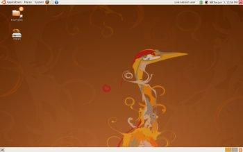 Ubuntu en sesion Live